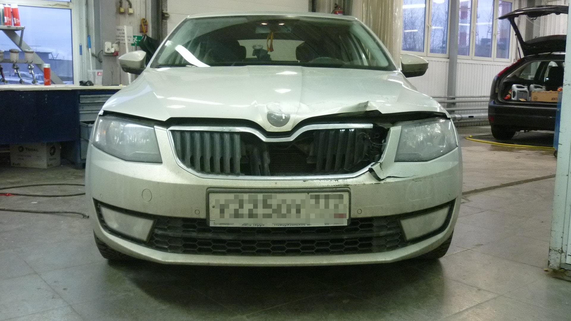 авто после аварии ремонт