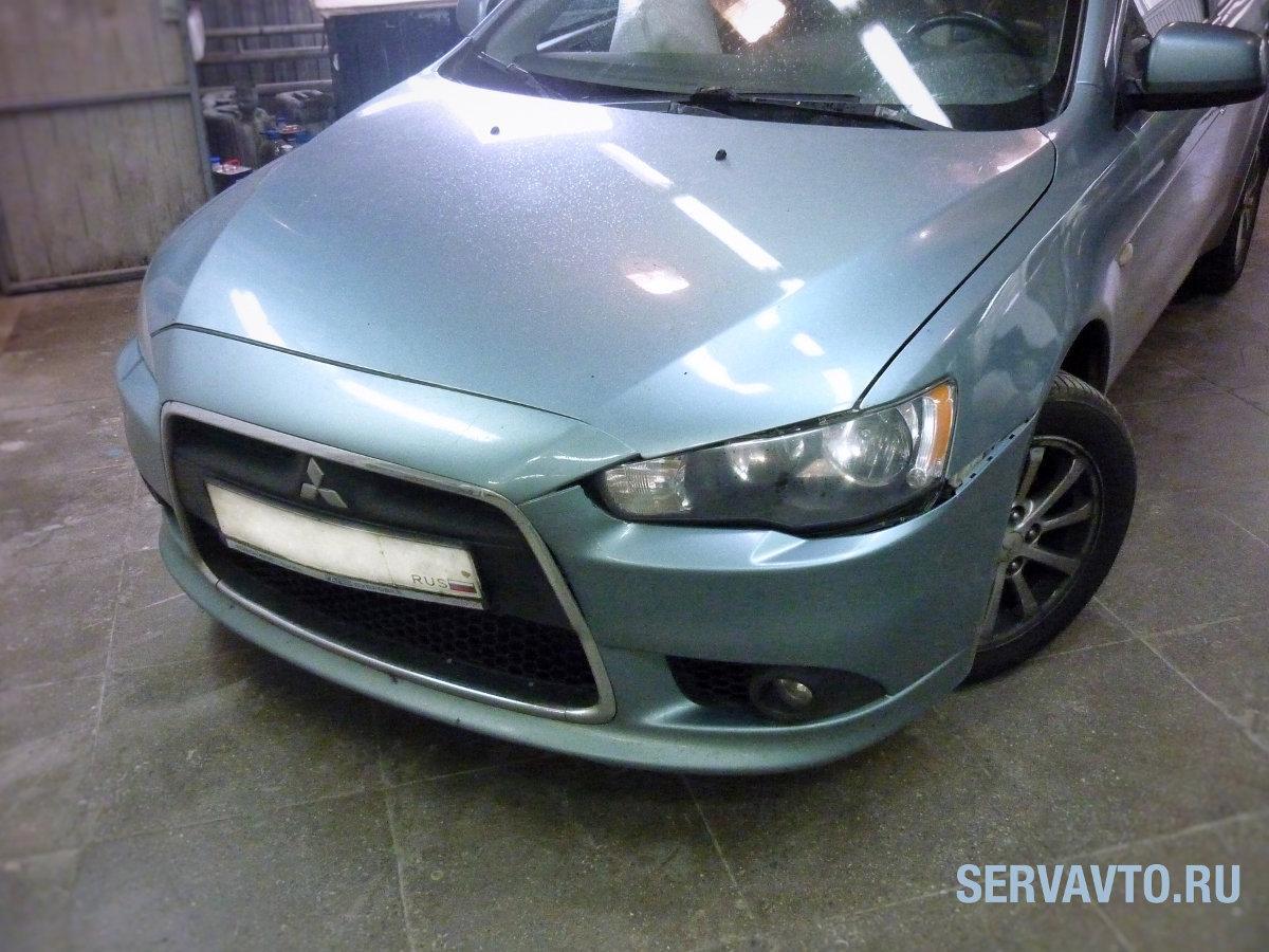 ремонт японских автомобилей митцубиси