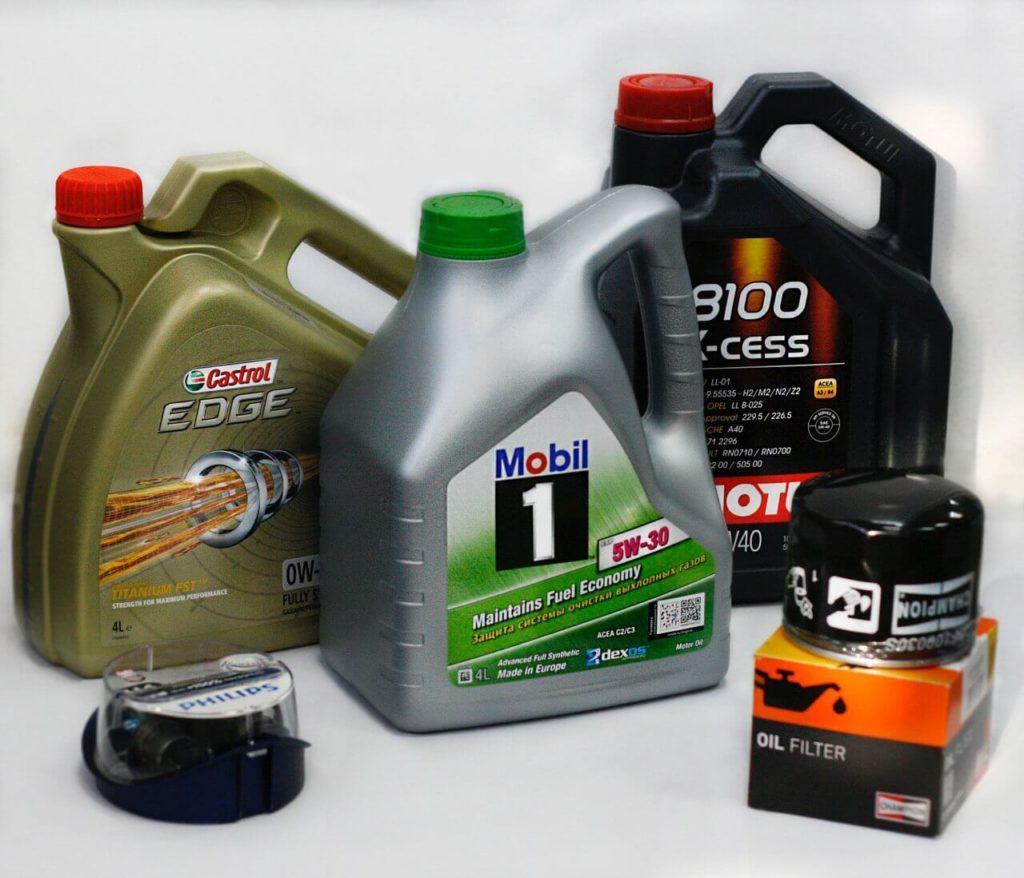 масло для авто