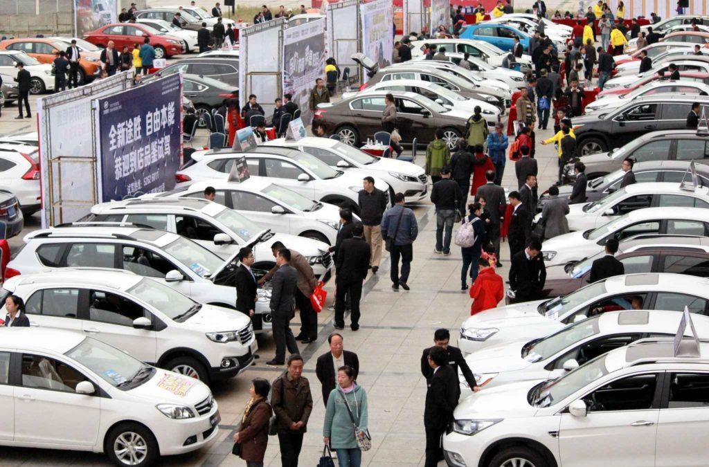 ремонт китайских авто