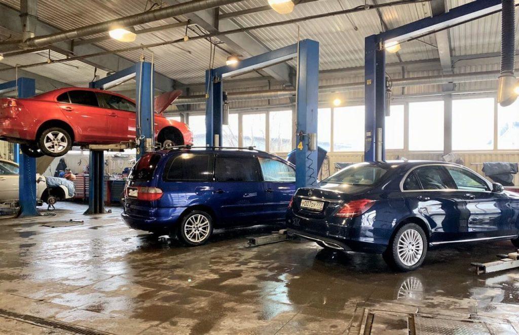 «Сервис-Авто» автомобили