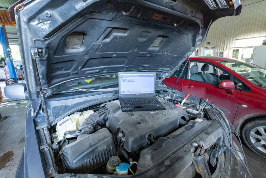диагностика авто в Москве