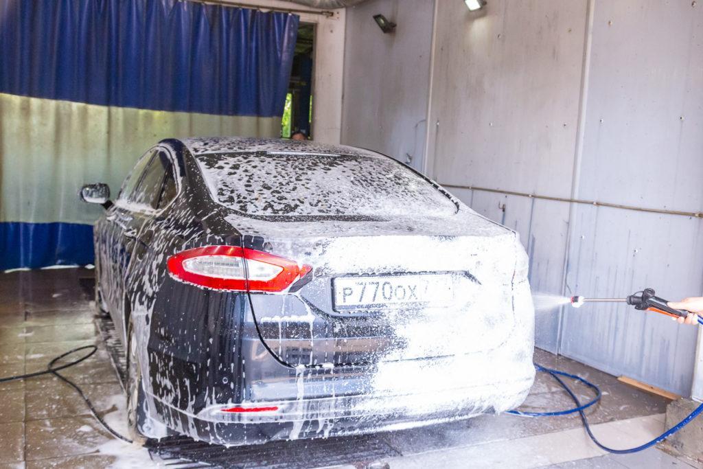 автомойка в Москве по доступной цене