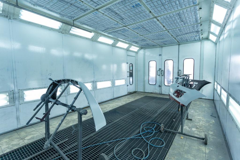 кузовной ремонт в техническом центре