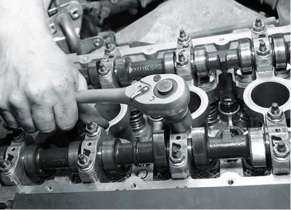 Переборка двигателя