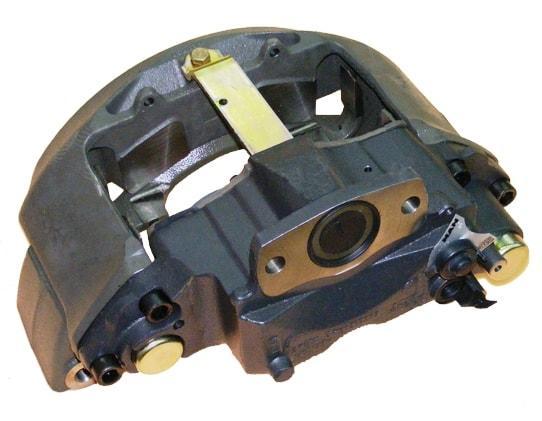 Ремонт тормозного суппорта в авто